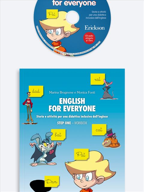 English for everyone - STEP ONE - La linea del 100 - Libri - Strumenti - Erickson