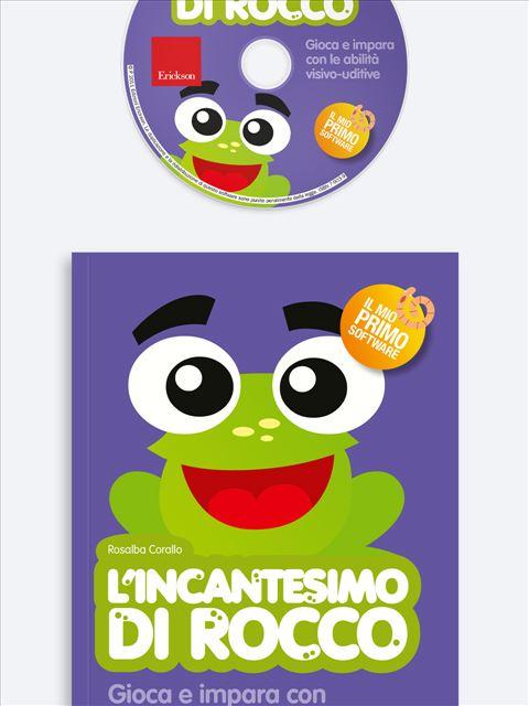 L'incantesimo di Rocco - App e software per Scuola, Autismo, Dislessia e DSA - Erickson