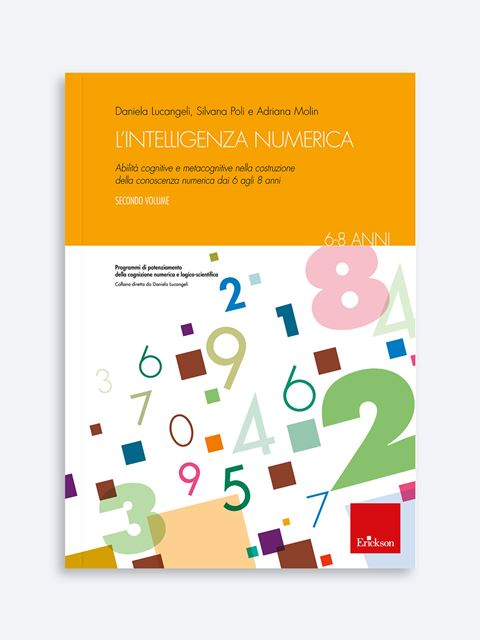 L'intelligenza numerica - Volume 2 Libro - Erickson Eshop