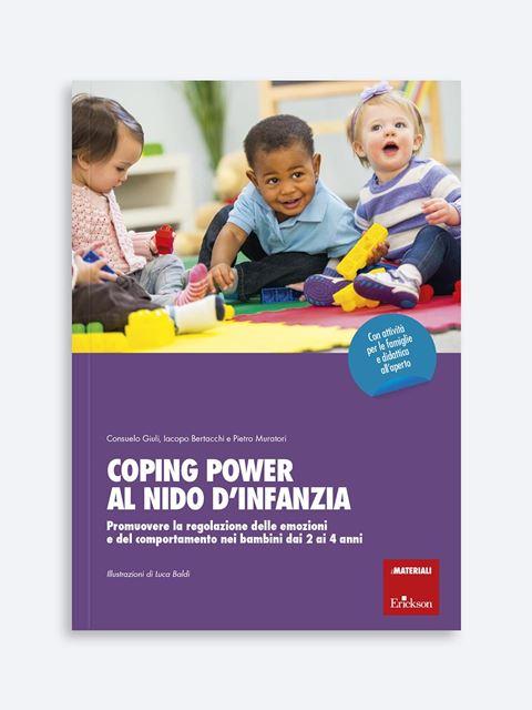 Coping power al nido d'infanzia - Libri per bambini e insegnanti della Scuola dell'Infanzia - Erickson