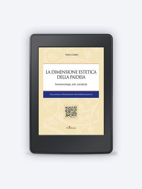 La dimensione estetica della paideia - Pedagogia - Erickson