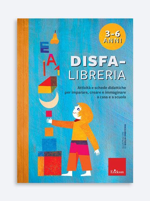 Disfa-libreria 3-6 anni - Motricità - Erickson