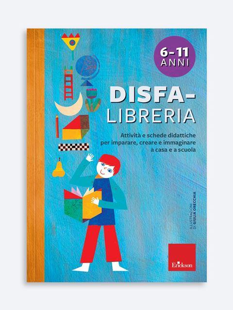 Disfa-libreria 6-11 anni - Italiano - Erickson