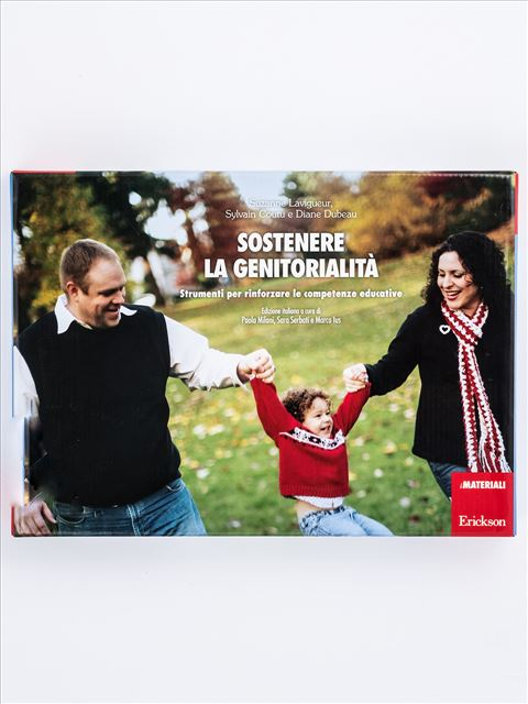 Sostenere la genitorialità - Tutela dei minori - Erickson