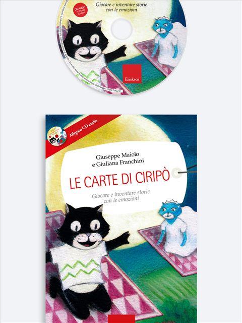 Le carte di Ciripò - Disturbi emotivi a scuola - Libri - Erickson
