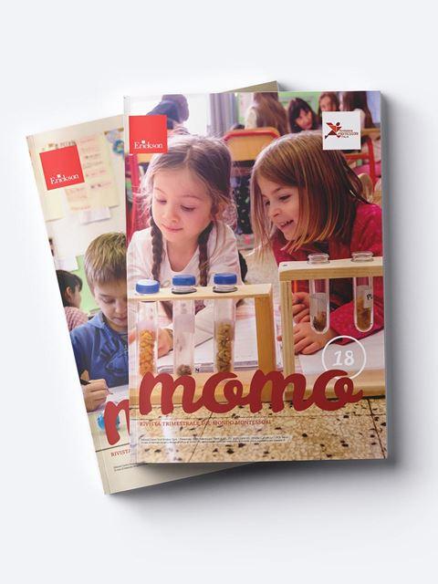 MoMo - Annata 2021 Abbonamento versione cartacea - Erickson Eshop