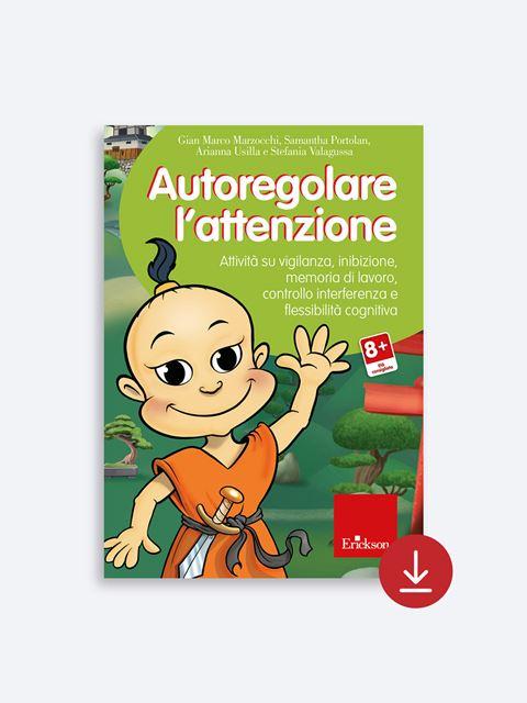 Autoregolare l'attenzione - App e software per Scuola, Autismo, Dislessia e DSA - Erickson 2