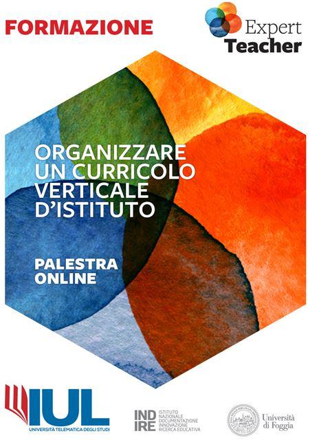 Organizzare un curricolo verticale d'istituto - Palestra online Expert Teacher - Search-Formazione - Erickson
