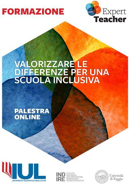 Valorizzare le differenze per una scuola inclusiva - Palestra online Expert Teacher - Search - Erickson