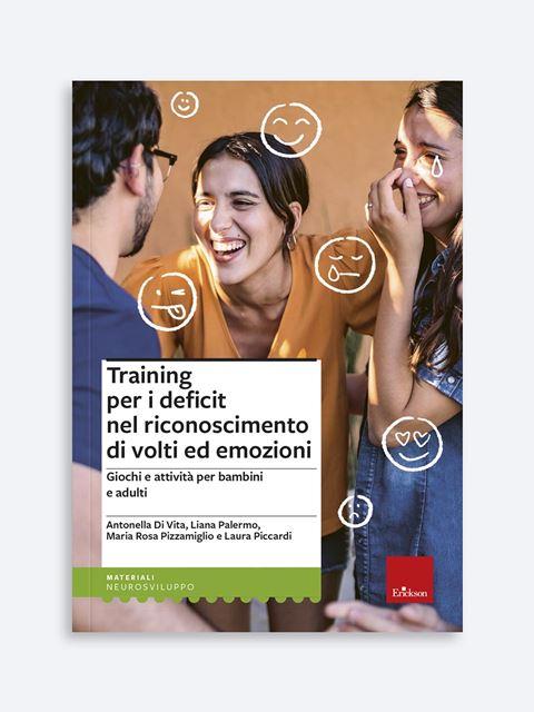 Training per i deficit nel riconoscimento di volti ed emozioni - Search - Erickson