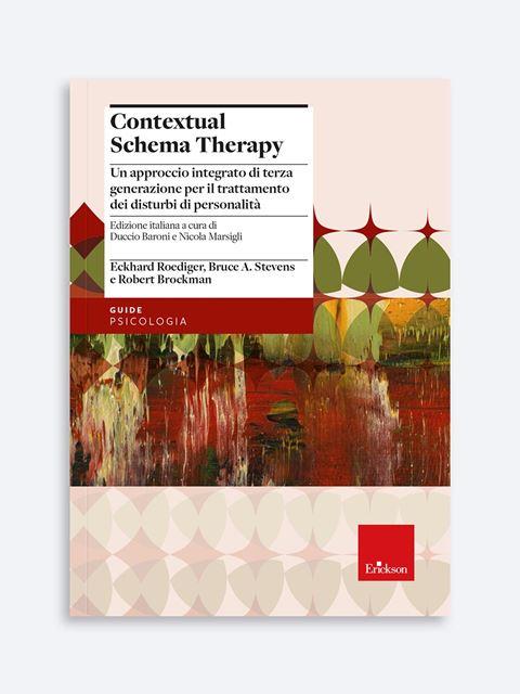 Contextual Schema Therapy - Psichiatra - Erickson
