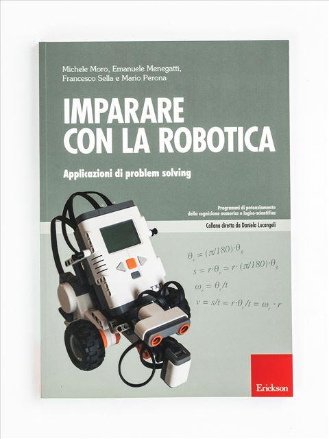 Imparare con la robotica - Tecnologia - Erickson