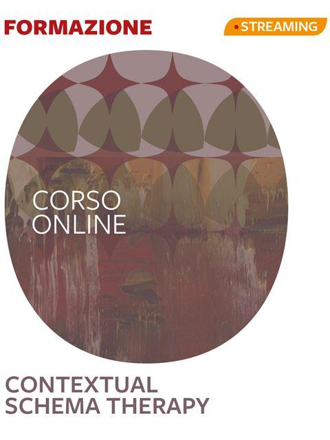 Contextual Schema Therapy - Formazione per docenti, educatori, assistenti sociali, psicologi - Erickson