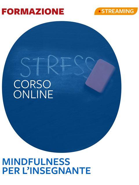Mindfulness per l'insegnante - Search-Formazione - Erickson