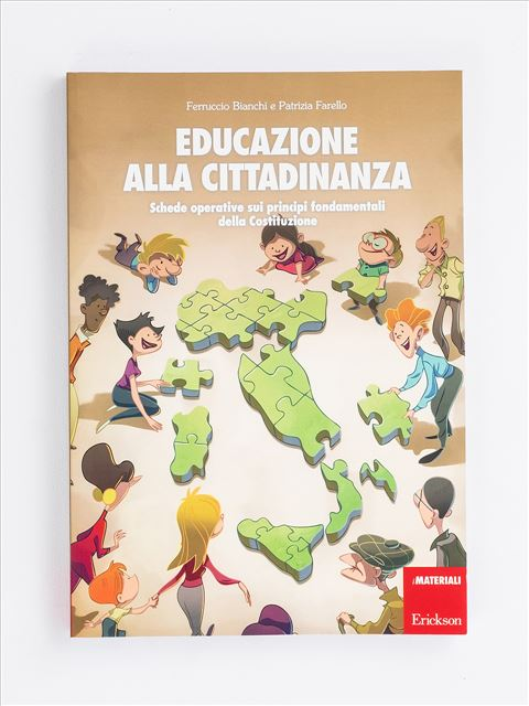 Educazione alla cittadinanza - Società e cittadinanza - Erickson