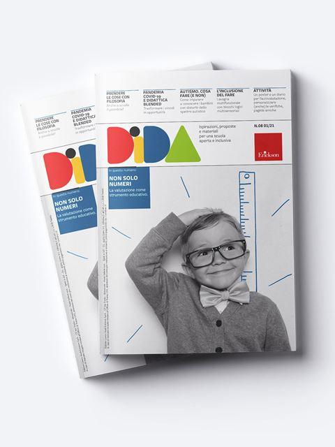 DIDA - Annata 2020-2021 Abbonamento versione cartacea + digitale - Erickson Eshop