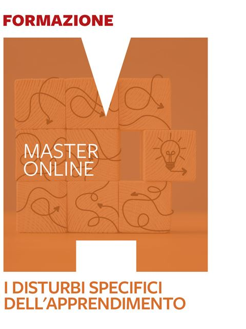 Master DSA - I Disturbi Specifici dell'Apprendimento - Search - Erickson