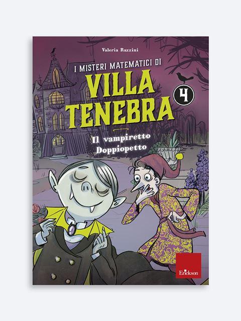 I misteri matematici di Villa Tenebra 4 - Genitore - Erickson