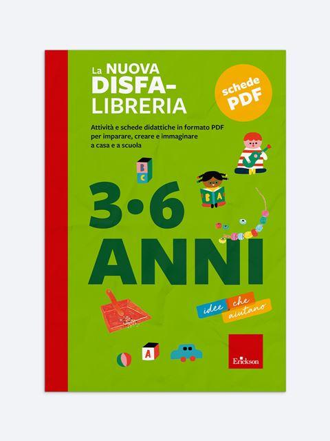 La nuova Disfa-libreria 3-6 anni - Genitore - Erickson