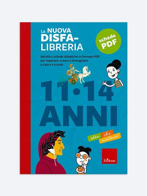 La nuova Disfa-libreria 11-14 anni - Genitore - Erickson