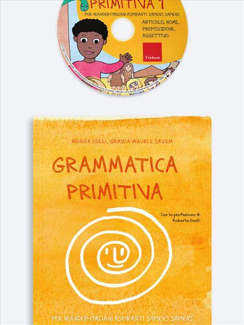 Grammatica primitiva - Volume 1 - App e software per Scuola, Autismo, Dislessia e DSA - Erickson 3