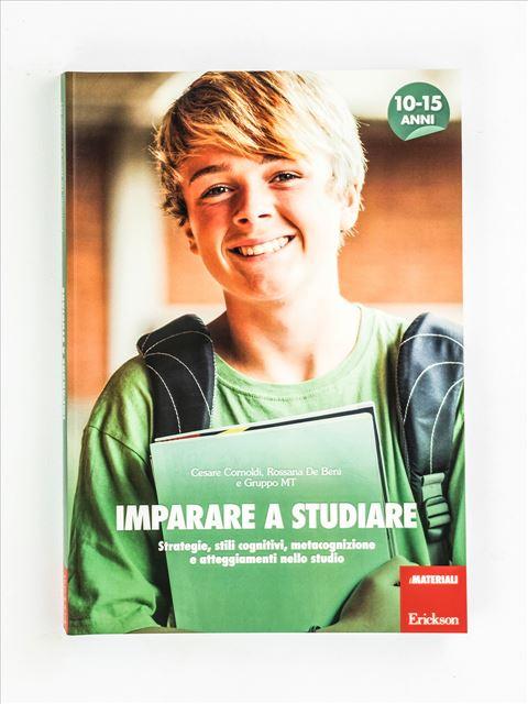 Imparare a studiare - Superare i test di ammissione - Libri - Erickson