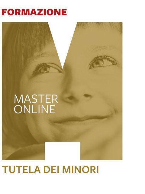 Master in Tutela dei Minori - Master su DSA, Neuropsicologia, Autismo riconosciuti MIUR - Erickson