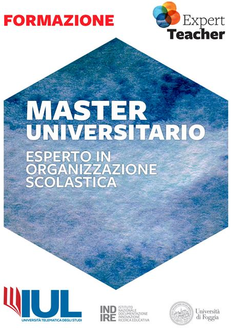 Esperto in Organizzazione Scolastica - Search-Formazione - Erickson