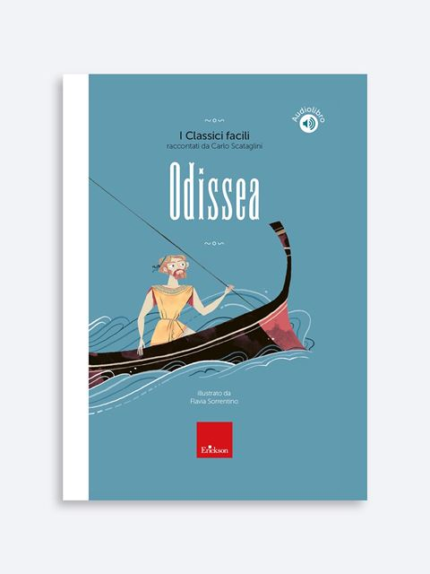 Odissea - Libri di didattica, psicologia, temi sociali e narrativa - Erickson