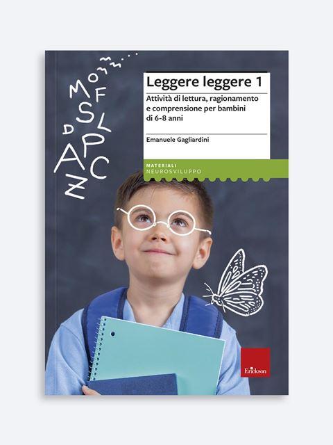Leggere leggere - Volume 1 - Libri per la Scuola Primaria per bambini e insegnanti - Erickson