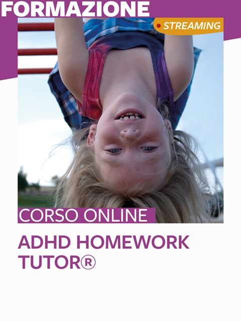 ADHD Homework Tutor® Iscrizione Corso online - Erickson Eshop