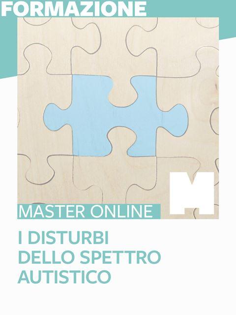 Master I disturbi dello spettro autistico - Search-Formazione - Erickson