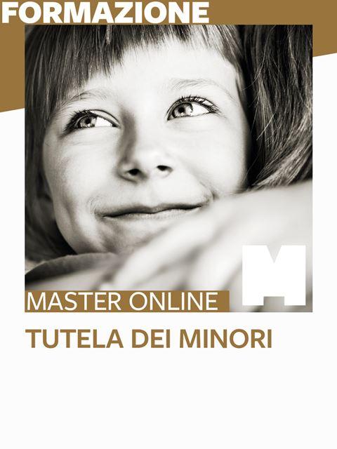 Master in Tutela dei Minori - Formazione per docenti, educatori, assistenti sociali, psicologi - Erickson