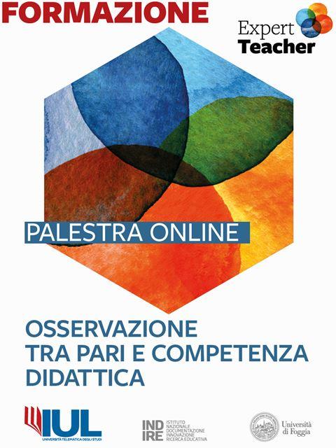 Osservazione tra pari e competenza didattica - Palestra online Expert Teacher - Master e corsi perfezionamento per insegnanti - Expert Teacher
