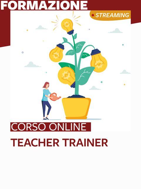 Teacher Trainer - Search-Formazione - Erickson
