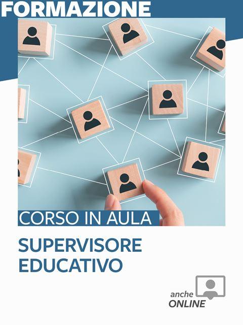 Supervisore educativo - Search-Formazione - Erickson