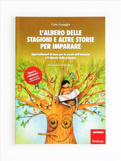 L'albero delle stagioni e altre storie per imparar - Libri - Erickson