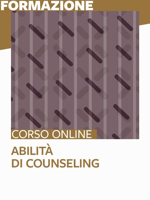 Abilità di counseling - Search-Formazione - Erickson