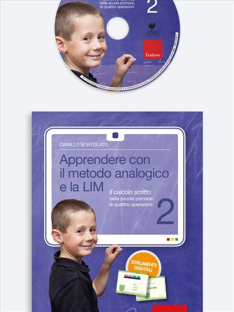 Apprendere con il metodo analogico e la LIM 2 - App e software per Scuola, Autismo, Dislessia e DSA - Erickson