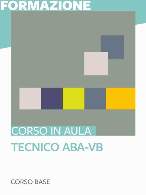 Tecnico ABA-VB - Corso Base - Formazione ECM - Erickson