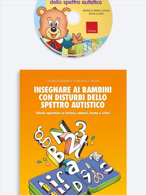 Insegnare ai bambini con disturbi dello spettro autistico - App e software per Scuola, Autismo, Dislessia e DSA - Erickson 3