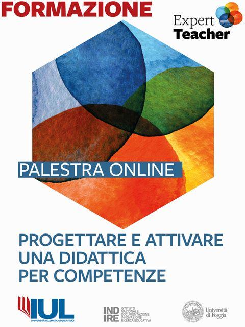 Progettare e attivare una didattica per competenze - Palestra online Expert Teacher - Dirigente scolastico - Erickson