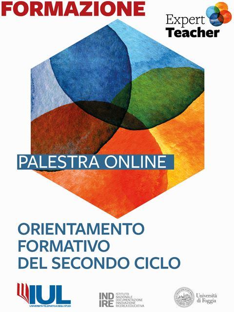 Orientamento formativo del secondo ciclo - Palestra online Expert Teacher - Dirigente scolastico - Erickson