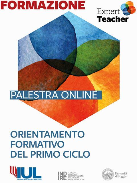 Orientamento formativo del primo ciclo - Palestra online Expert Teacher - Dirigente scolastico - Erickson