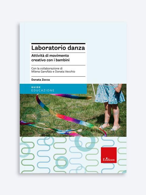 Laboratorio danza - Motricità - Erickson