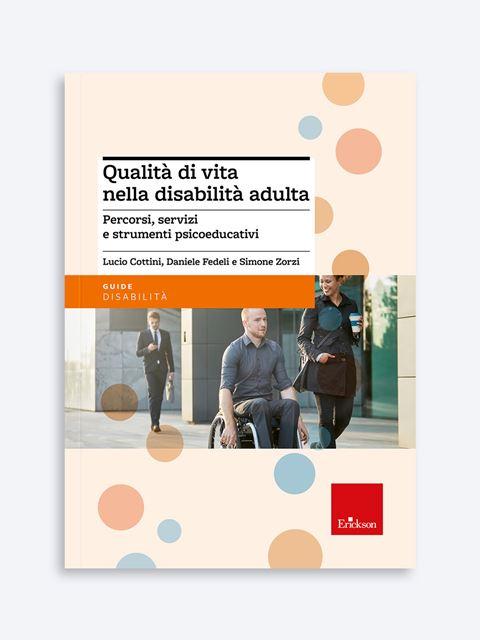 Qualità di vita nella disabilità adulta - Ginecologo / Ostetrica - Erickson