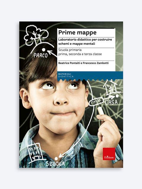 PRIME MAPPE - Abilità / metodo di studio - Erickson