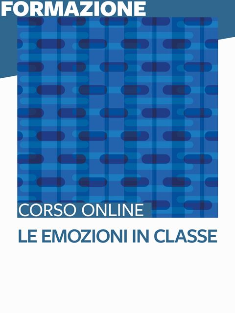 Le emozioni in classe - Libri e corsi sulle emozioni nei bambini e coping power - Erickson