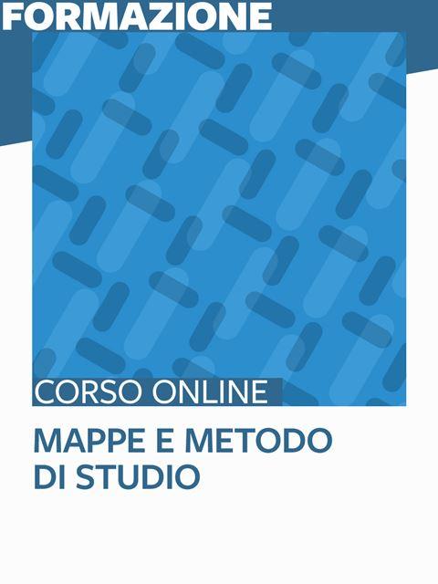 Mappe e metodo di studio - Metodologie didattiche / educative - Erickson