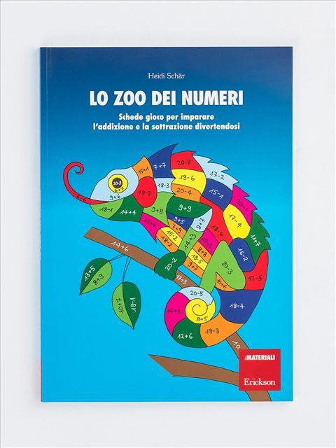 Lo zoo dei numeri - Search - Erickson